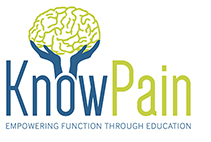 Know Pain Logo