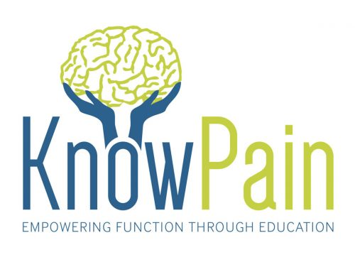 REVIEWS: WHAT CLINICIANS ARE SAYING ABOUT KNOW PAIN